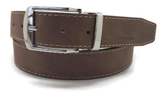 46ef591f Cinturon Reversible Ecko Tipo Piel Original Doble Vista