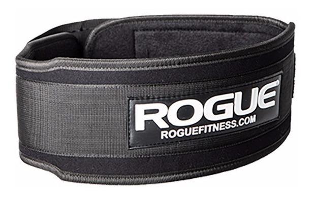 valor por dinero Boutique en ligne atractivo y duradero Cinturon Rogue Crossfit 5 Pulgadas Fuerza Fitness Gimnasio