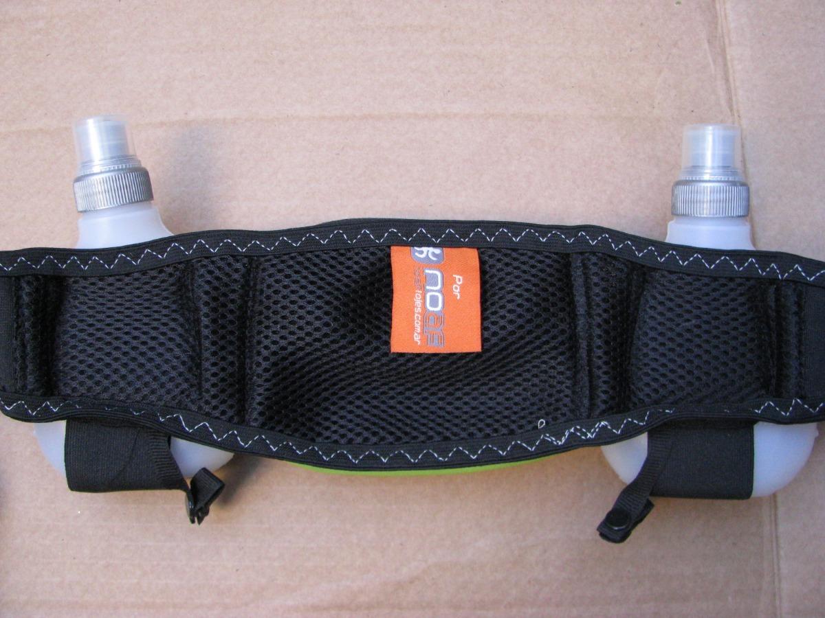 cinturón running hidratación noaf 2 botellas. Cargando zoom. f51613f0fbc9