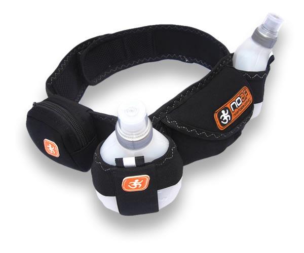 Cinturon Running Noaf Cinto Hidratacion 2 Botellas Trekking -   999 ... c16302da6100
