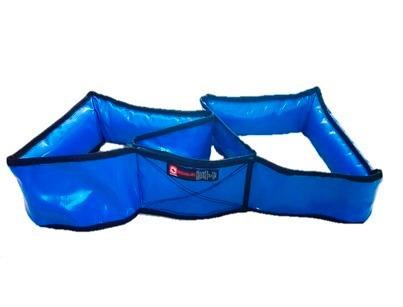 cinturón ruso tirante musculador original envio gratis