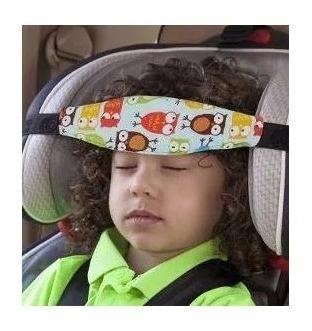 cinturon seguridad protector cabeza de bebe x2 entrega ya
