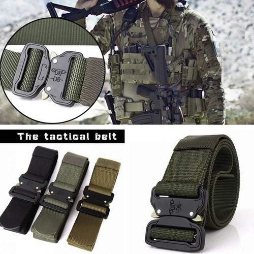 cinturón táctico militar