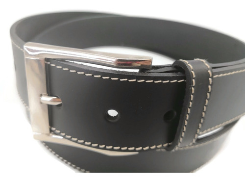 cinturón tipo piel caballero tallas extra grande  42 a 52 xl