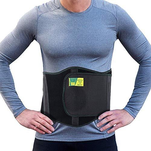 cinturon umbilical de la hernia del ombligo 1