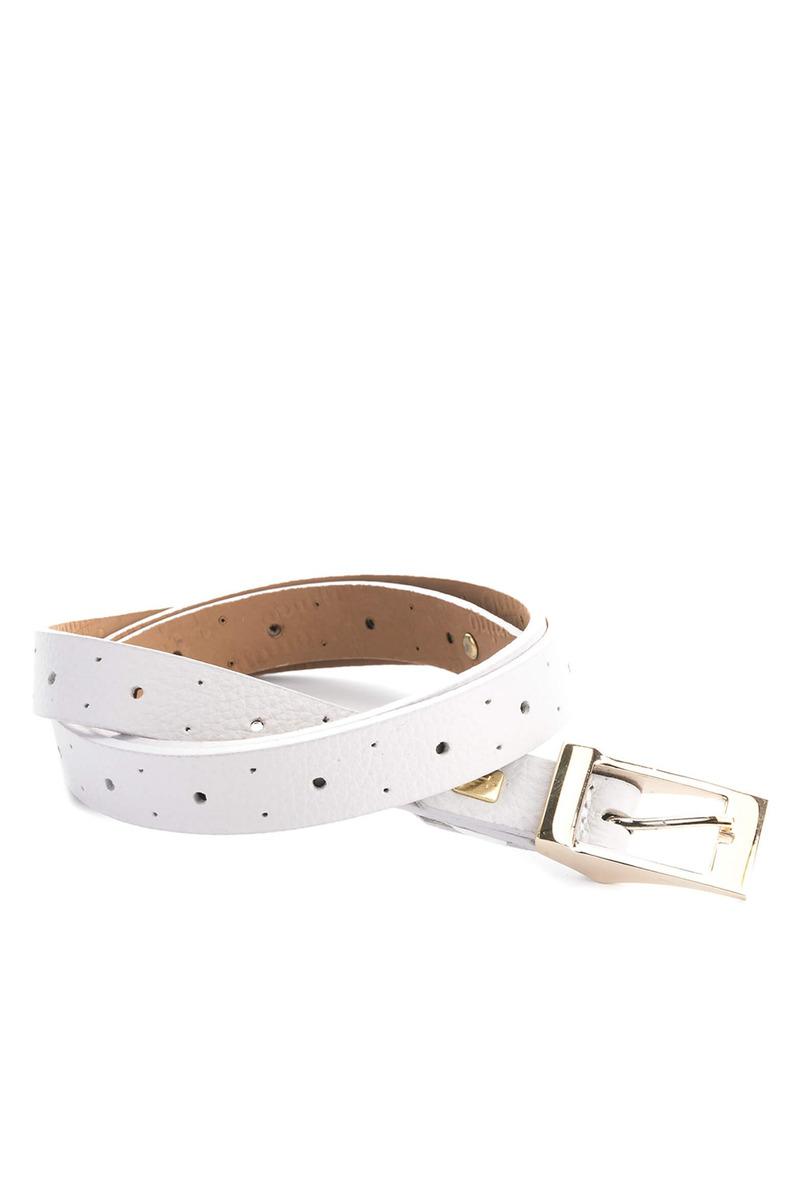 d57c01af7 Cinturón Unifaz De Cuero Para Mujer - $ 39.900 en Mercado Libre