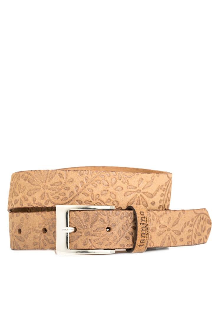 69eaeb76f Cinturón Unifaz De Cuero Para Mujer - $ 34.900 en Mercado Libre