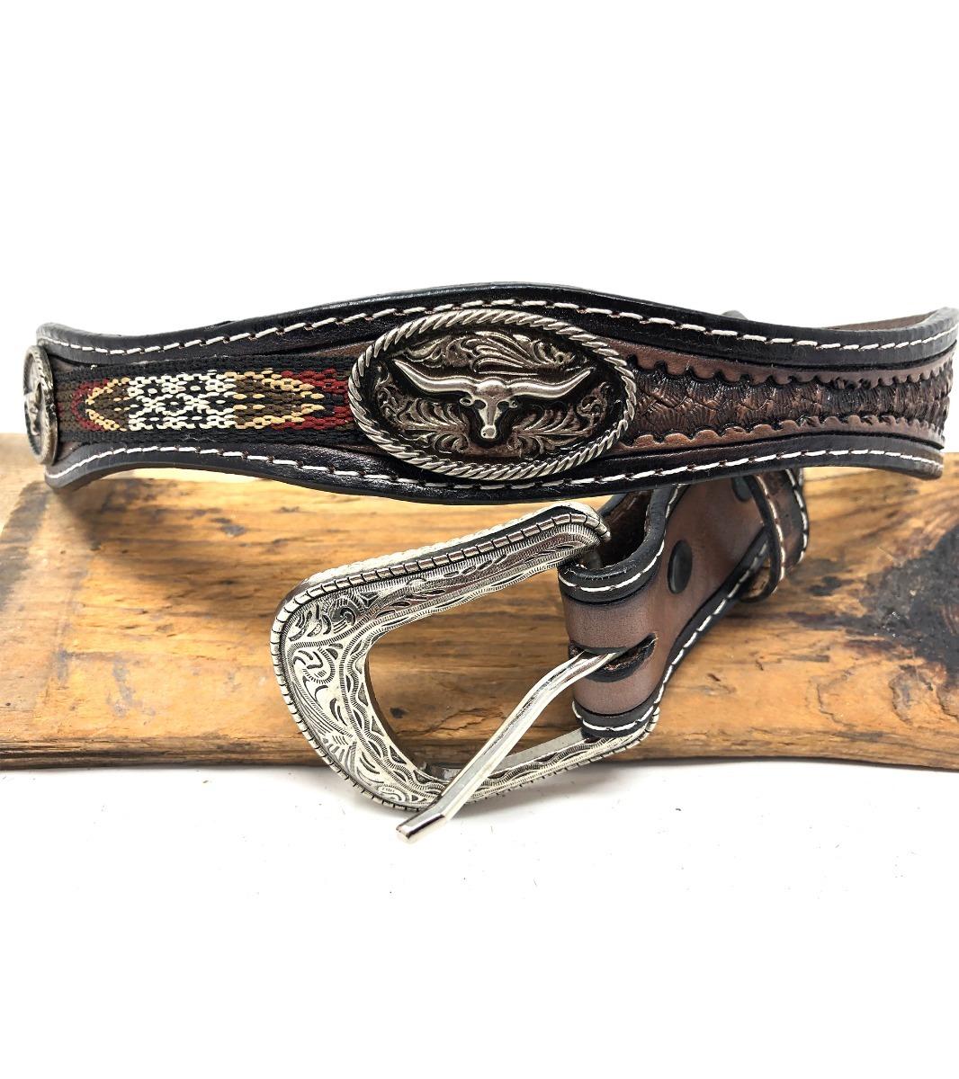 cinturón vaquero de piel café unisex mod. ch-03 rio grande. Cargando zoom. f2a333cf5463