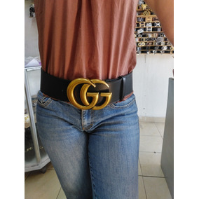 04dba2874 Cintos Gucci Negros - Cinturones Mujer en Mercado Libre México