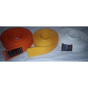 Cinturones, Cintas De Artes Marciales Judo, Karate, Usado