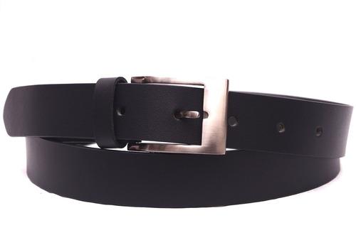 cinturones de cuero genuino clásico para hombres | premium m