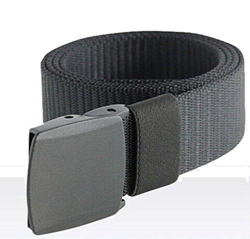 talla 40 dd01b 89485 Cinturones De Nylon De La Correa Del Estilo Militar De Los H