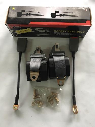 cinturones de seguridad automático universal jug sobreruedas