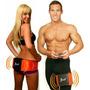 Gym Form Dual Shaper- Cinturon De Gimnasio