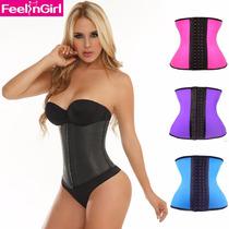 Faja,cinturilla,corsets Moldea,latex Reduce Medias Al Instan