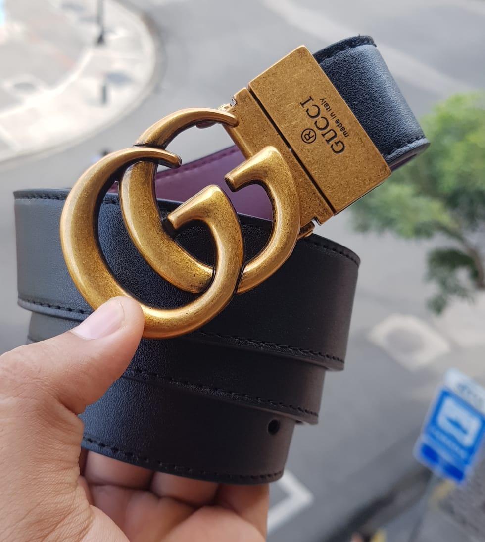 5875943ef Cinturones Gucci Para Caballero - U$S 32,00 en Mercado Libre