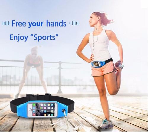 cinturones riñonera deportiva para smartphone