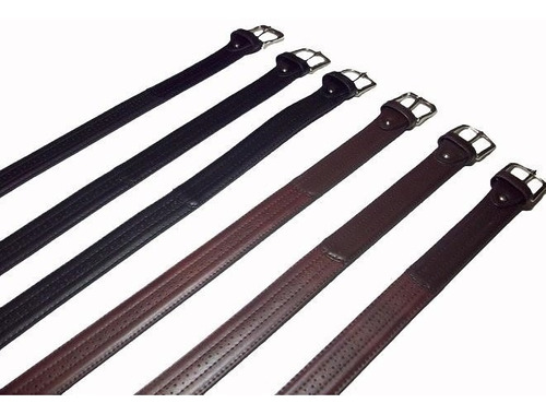 cinturones talles especiales lisos hombres  120 cm a 170 cm