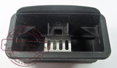 cinzeiro central do painel original para fiat tempra