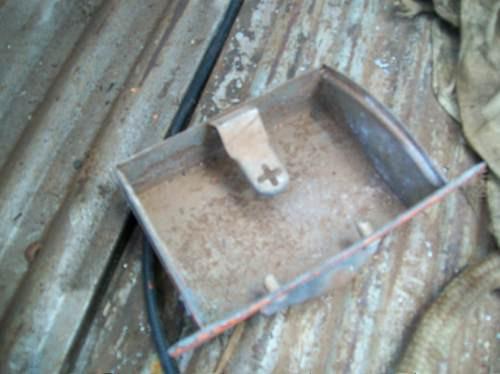 cinzeiro do painel da c10 c14 antiga veraneio