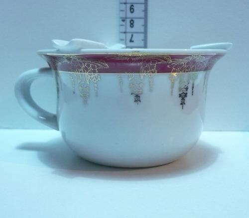 cinzeiro - porcelana germer - polovi