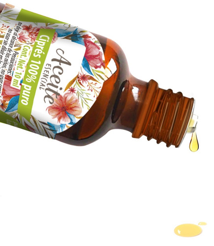 ciprés aceite esencial 10 ml