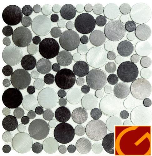circkler gray malla de aluminio 30x30 - venecitas - la plata