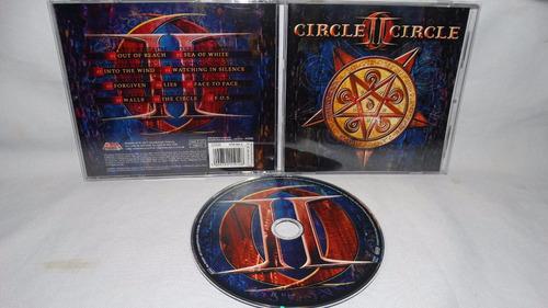 circle ii circle - watching the silence ( savatage)