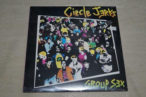 circle jerks group sex vinilo rock activity