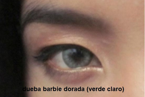circle lens barbie dueba tony grey