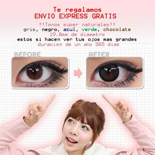 circle lens pupilente,19.8mm meetone sumer doll ojos grandes