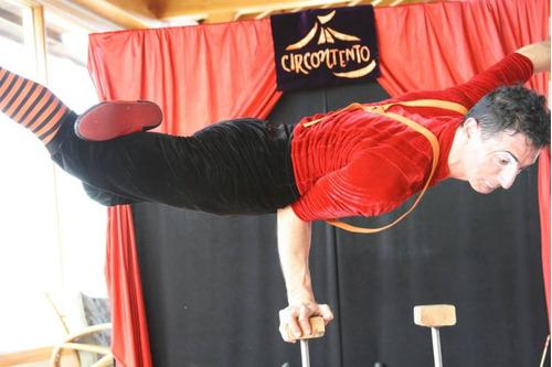 circo, show animación