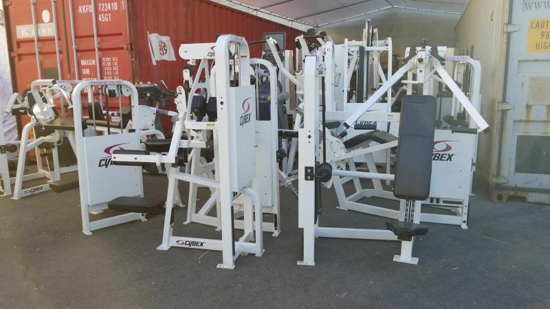 Circuito Gimnasio : Circuito cybex vr usado piezas peso integrado gimnasio
