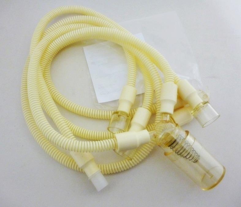 Circuito Ventilador : Circuito de ventilación reusable adulto ventilador en
