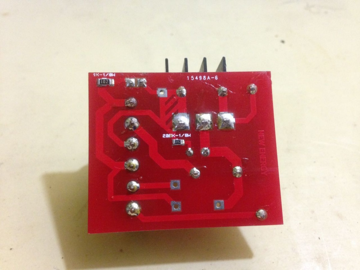 Circuito Motor Bedini : Circuito eletrônico para motor bedini ssg montado r em