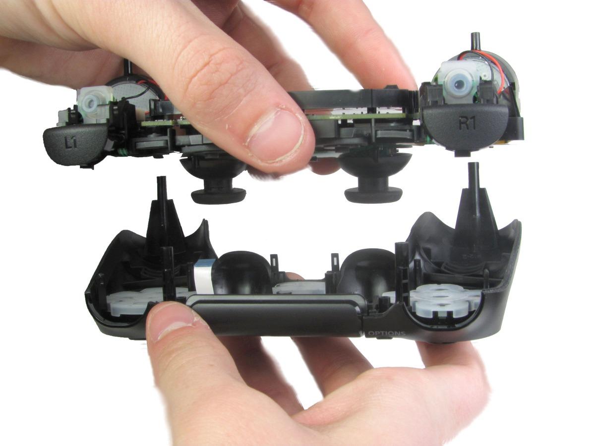 Circuito Flexible Ps4 : Circuito flexible ps refaccion para reparar control en
