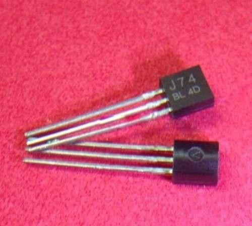 circuito integrado 2sj74gr 2sj74-gr 2sj74gr 2sj74 j74 to92