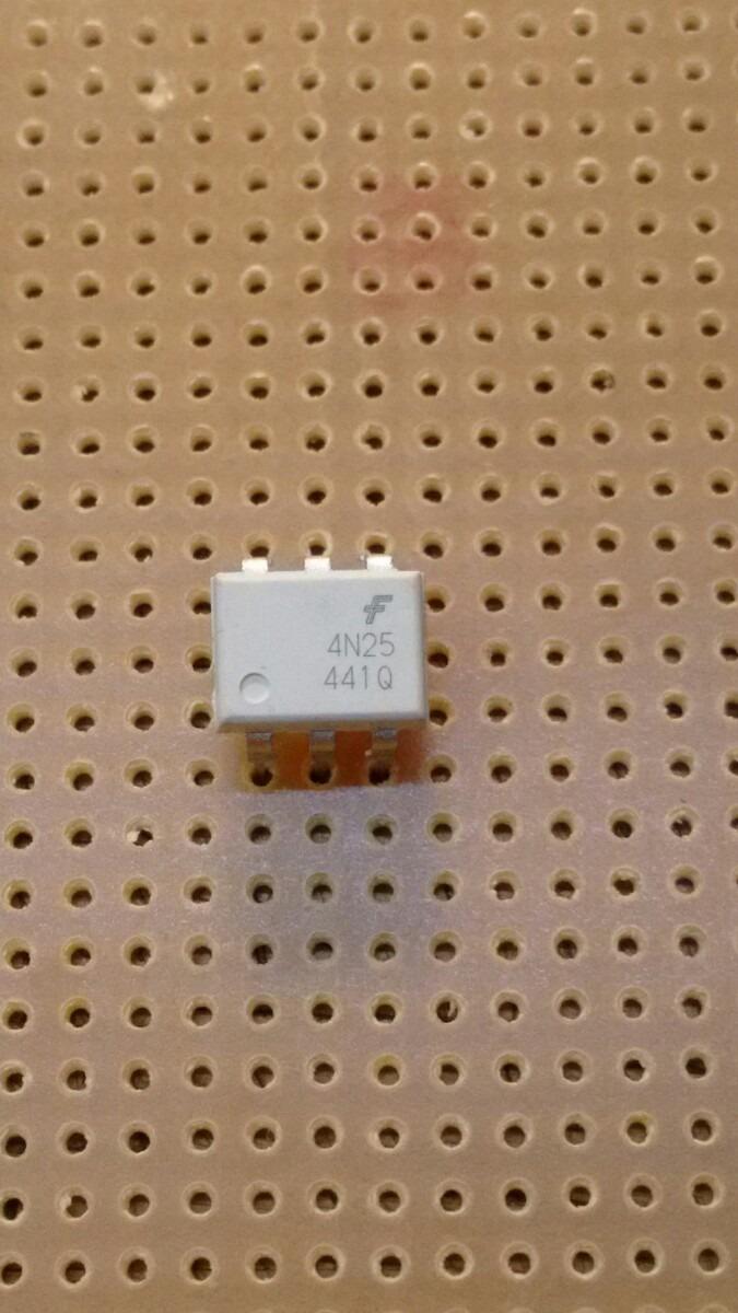 Circuito Optoacoplador : Circuito integrado 4n25 optoacoplador $ 20 00 en mercado libre