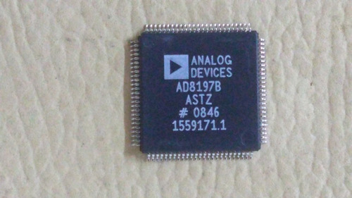 circuito integrado ad8197b = ad8197 = ad8197bastz