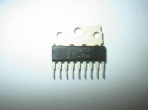 circuito integrado an 5512  an5512
