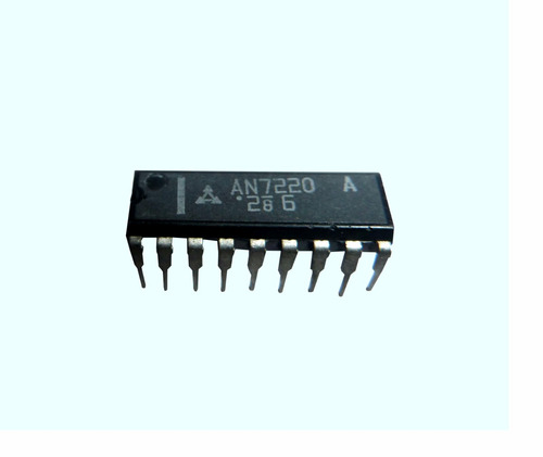 circuito integrado an7220 original