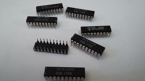 circuito integrado ci 74ls245e novo
