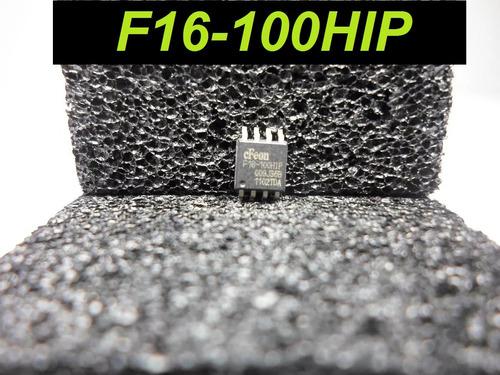circuito integrado ci smd f16-100hip f16 100 hip eprom