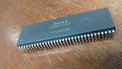 circuito integrado cxa2155 s * cxa2155s * original sony