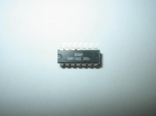 circuito integrado ix0118ce