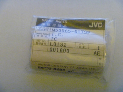 circuito integrado jvc 50965-617sp