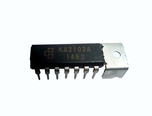 circuito integrado ka2102a - ecg1246 original