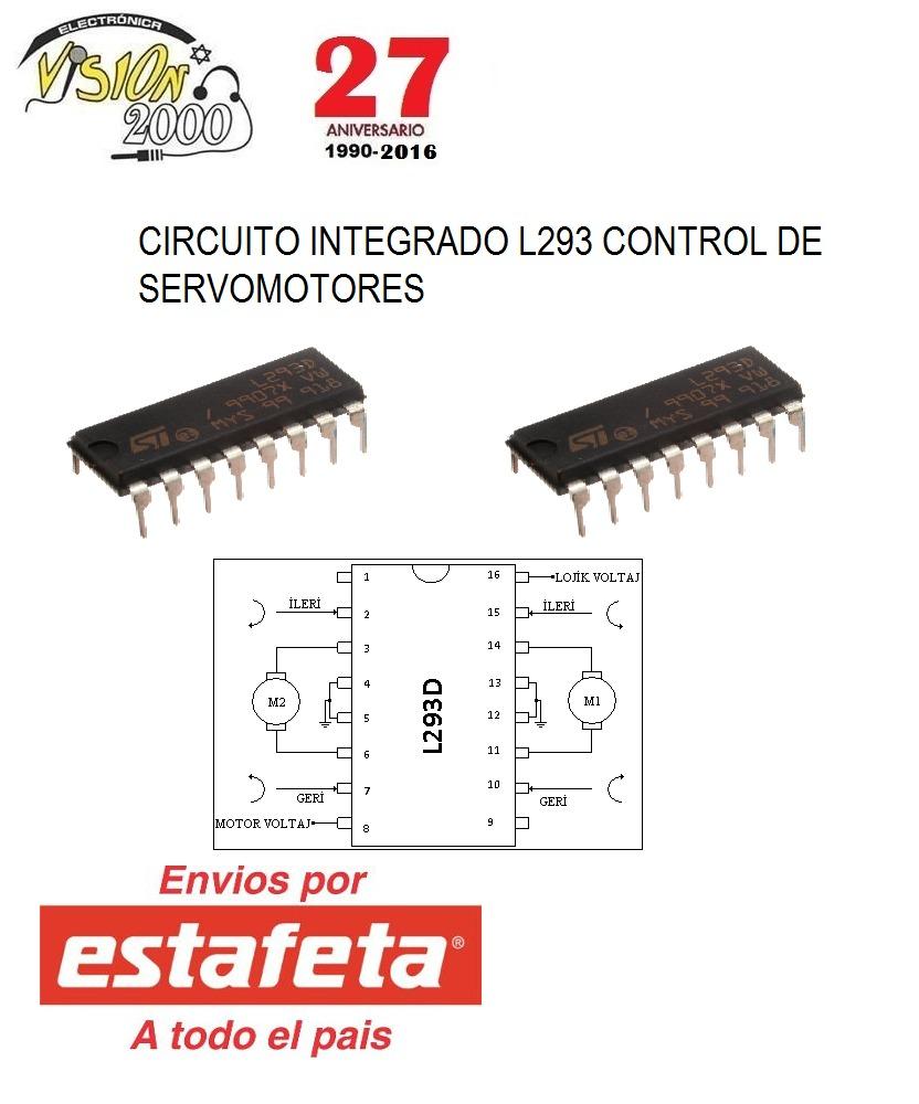 Circuito Arduino : Circuito integrado l d arduino en mercado libre