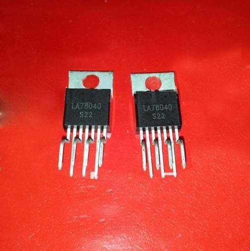 circuito integrado la78040  la 78040