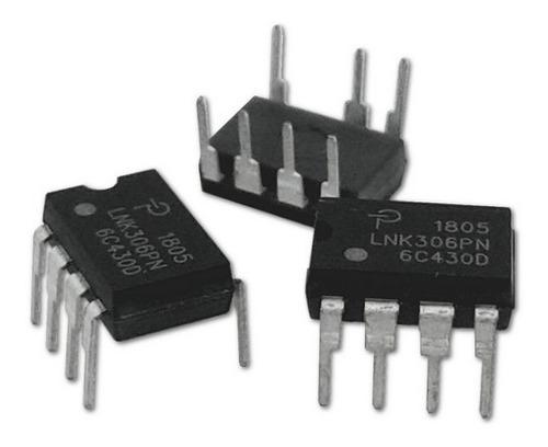 circuito integrado lnk306pn lnk306 dip7 - 3 unidades